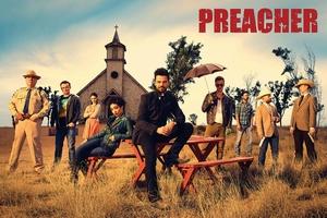 Preacher Poster Gruppe