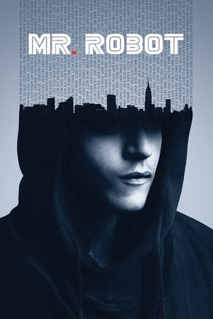 Mr. Robot Poster Hacked