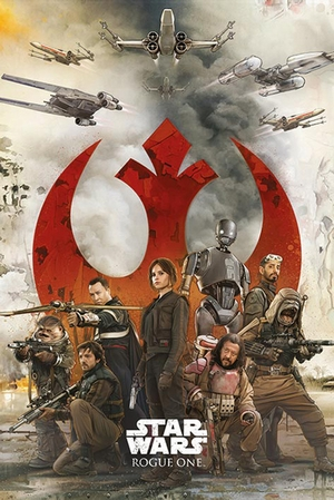 Rogue One: A Star Wars Story Poster Rebels