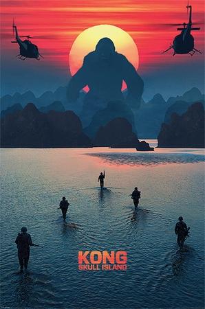 Kong Skull Island Poster Teaser