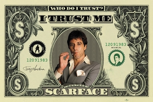 Scarface Dollarschein (Who do I Trust?)