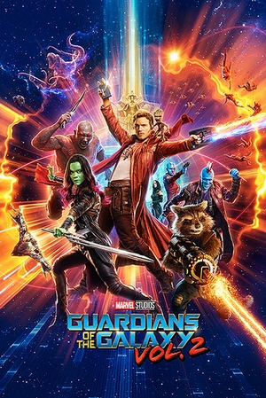 Guardians of the Galaxy Vol. 2 Poster One Sheet