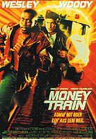 Money Train - Poster