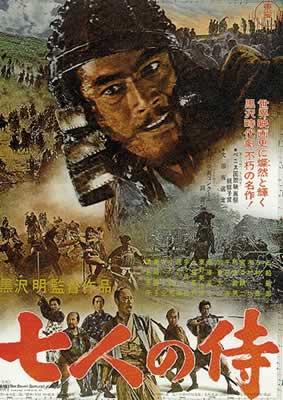 die sieben samurai/ The seven Samurais