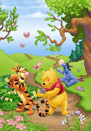 einkaufen filmplakate winnie the pooh. Black Bedroom Furniture Sets. Home Design Ideas