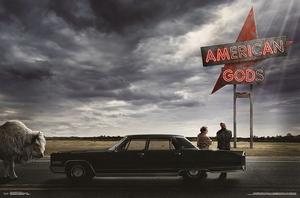 American Gods Poster Season 1