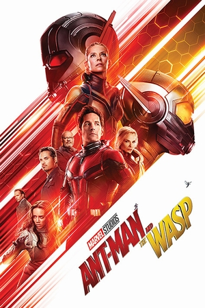 Ant-Man And The Wasp Poster One Sheet