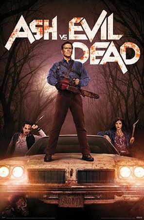Ash vs. Evil Dead Poster Hauptplakat