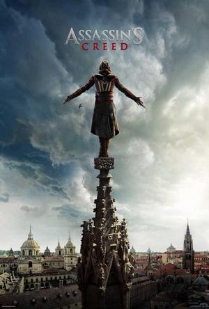 Assassins Creed - Poster Spire Teaser
