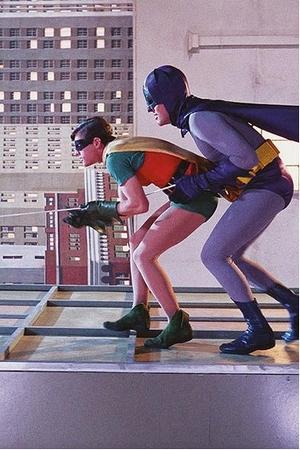 Batman Poster TV Serie Batman & Robin