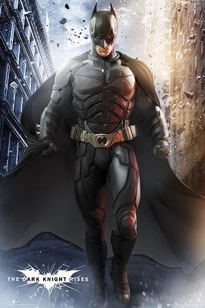 Batman - The Dark Knight Rises Poster