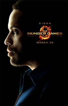Die Tribute von Panem Poster Cinna