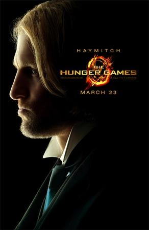 Die Tribute von Panem Poster Haymitch