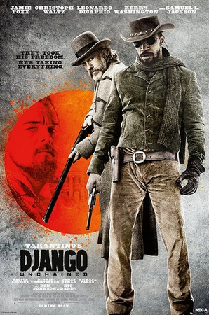Django Unchained Poster They Took His Freedom