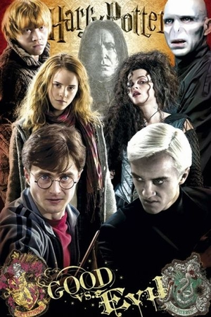 Harry Potter Poster und die Heiligt�mer des Todes 7 Poster