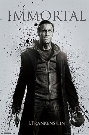 I Frankenstein Immortal