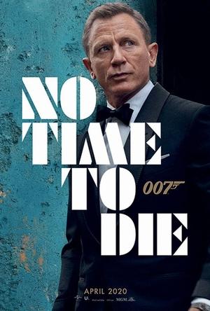 James Bond 007: Keine Zeit zu sterben Poster