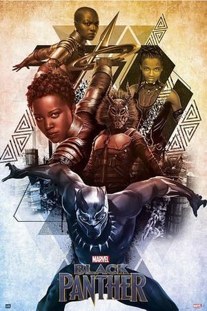 Marvel Poster Black Panther