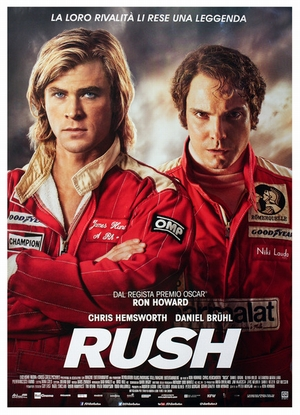 Rush - Alles f�r den Sieg Poster