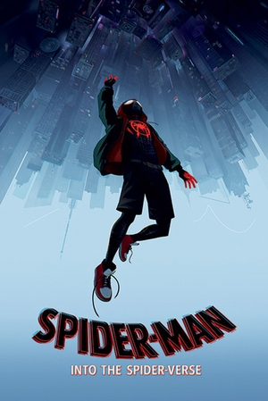 Spider-Man Poster Into The Spider-Verse