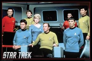 Star Trek Classics Crew