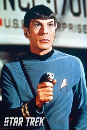 Star Trek Classics Spock