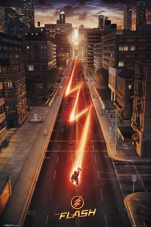 The Flash Poster Hauptplakat