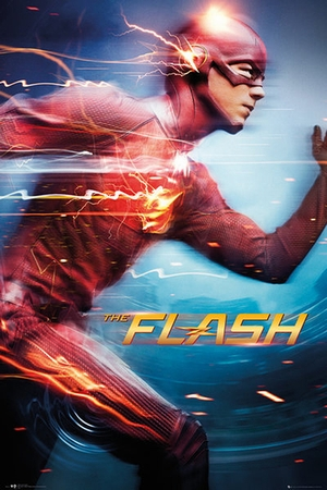 The Flash Poster Speed