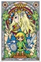 The Legend of Zelda Poster Kirchenfenster