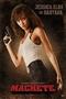 Machete Poster Jessica Alba as Sartana