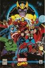 Marvel Comics Retro Poster The Infinity Gauntlet Cover