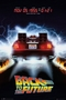 Back to the Future - Poster - Delorean