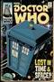 Doctor Who Poster Tardis Comic