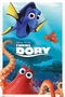 Finding Dory Poster Characters
