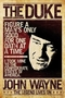John Wayne Poster The Duke