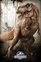 Jurassic World Poster T-Rex