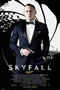 Skyfall Poster 007 James Bond Black