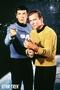 Star Trek Poster Kirk & Spock