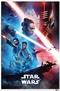 Star Wars Episode 9 Poster The Rise of Skywalker