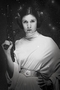 Star Wars Poster Prinzessin Leia (Carrie Fisher)