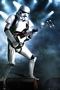 Star Wars Poster Stormtrooper On Stage - Poster