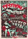 Plakat Je t'aime & Rolling Rock Festival