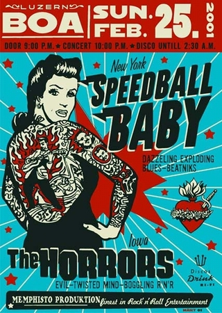 Speedball Baby