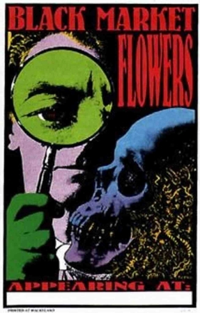 Kozik  - Black Market Flowers