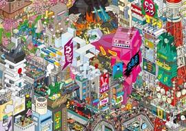 Tokyo by eBoy