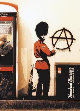 Banksy Poster Gardist Anarchie Graffity