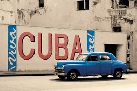 Cuba Poster Vivo Cuba Libre - Poster