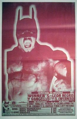 Winner's - Vangellis vs Leon Negro - El Enfermero - Lucha Libre
