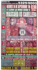 G.T.W.A - Lucha Libre Poster - Mascara vs Cabellera*-18 Sep 09