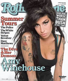 Amy Winehouse - Poster